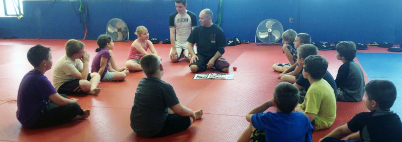 Growing Gorillas, Fitness Programs for Kids
